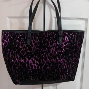 Juicy Couture Pammy Tote Sparkle! New!